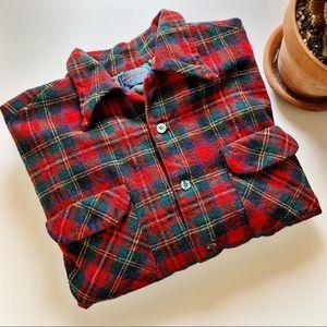 Vintage 70's Pendleton Flannel